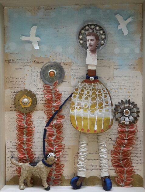 Assemblage by Bonnie Bolton